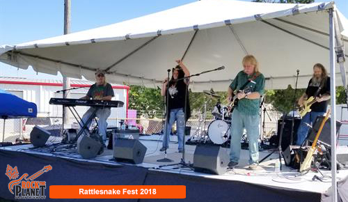 Hernando Untapped 2018 – Stage and Lighting