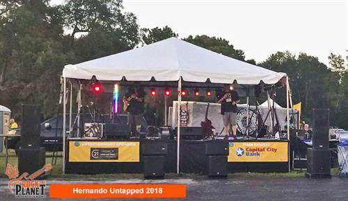 Dade City Rattlesnake Festival 2018 - Stage