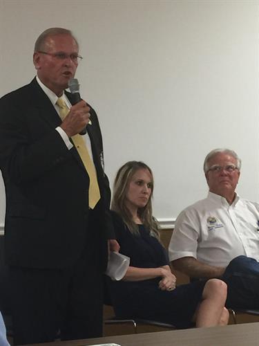 Republican Club Candidate Forum