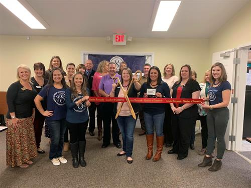 JSL Ribbon Cutting - November 29, 2018