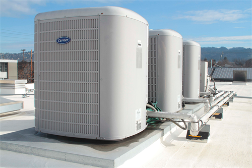 AC & Heat-Pump Installation and Replacement