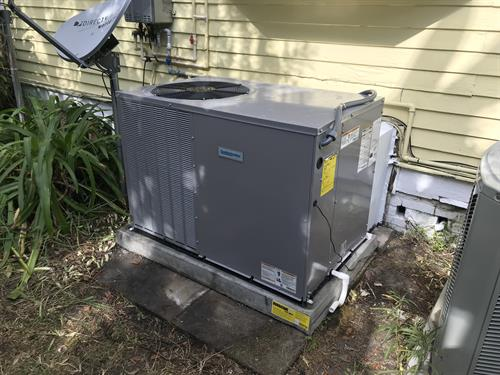 Package AC & Heat-Pump Repairs and Installation