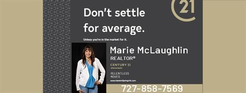 Marie - Don't Settle For Average