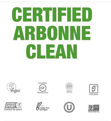 Arbonne Certified Clean!