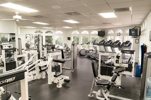 Member Exclusive Fitness Center