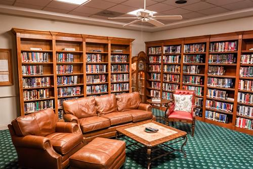 Member Exclusive Library
