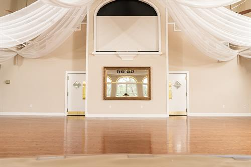 Grand Ballroom with Dance Floor