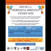 Hispanic Community Census Outreach - El Fogon Restaurant