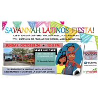 Fiesta Savannah Latinos Fiesta Familiar