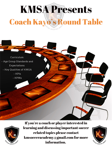 Coach Kayo's Round Table