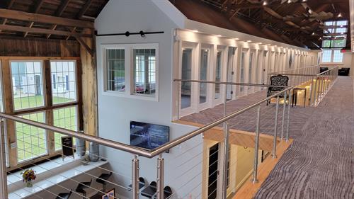 2nd Floor view