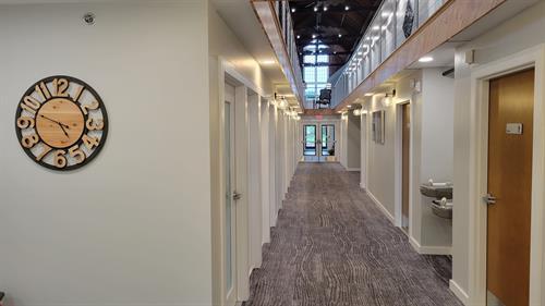 1st Floor hall view