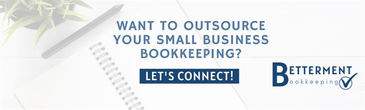 Betterment Bookkeeping