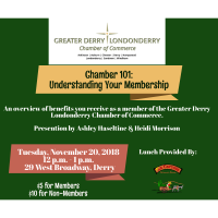 Chamber 101: Understanding Your Membership