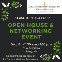 Chamber Open House & Networking
