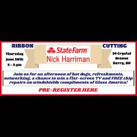 State Farm - Nick Harriman Ribbon Cutting