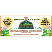 Springlook Farm - Grand Opening/Ribbon Cutting