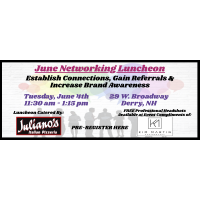 Monthly Networking Luncheon