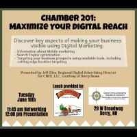 CHAMBER 201:  Maximizing Your Digital Reach