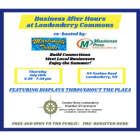 Business After Hours at Londonderry Commons