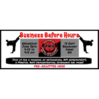 Business Before Hours - Professional Martial Arts Academy