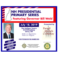 NH Presidential Primary Series - Gov. Bill Weld