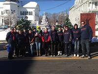 Next Charter School at the Derry Holiday Parade