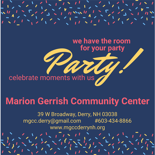 We have the room for your party!