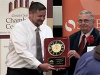 Bill Ermer – 2021 William A. Brown Distinguished Businessperson Award