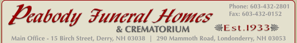 Peabody Funeral Homes