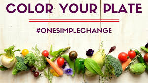 13-18 servings per day is the RDA today.  How many are on your plate everyday?