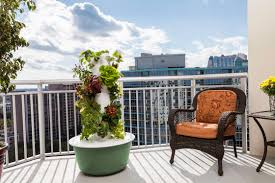 Tower Gardens are perfect for urban dwellers or those with little outdoor and indoor space!
