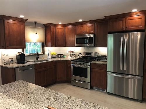 Londonderry NH Kitchen Renovation