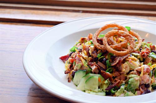 Southwest Chopped Salad T-BONES