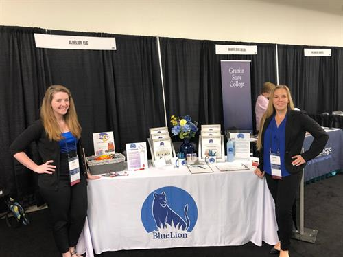 BlueLion attending the Human Resource Conference!