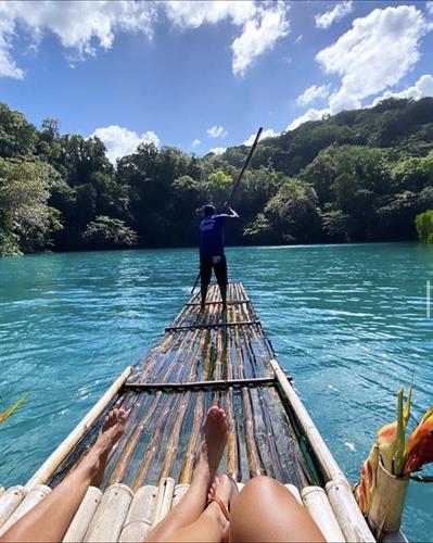 River Raft Jamaica