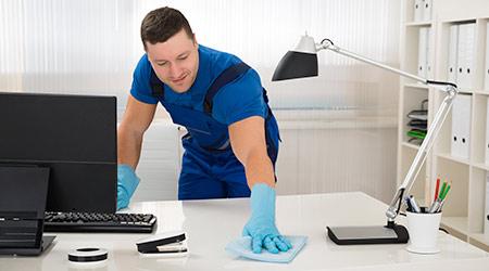Full Service Office Cleaner