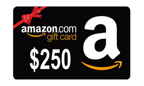 $250 Amazon Gift Cards For Referrals*