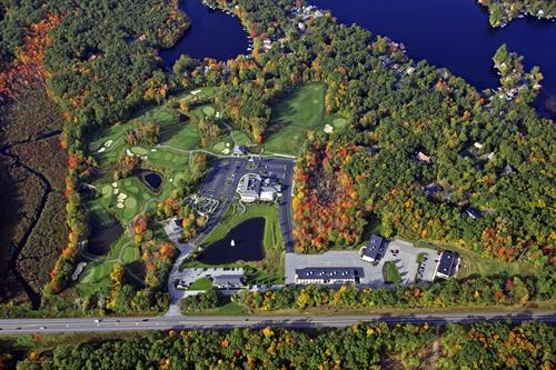 Aerial View - LaBelle Winery Derry