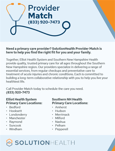 Provider Match