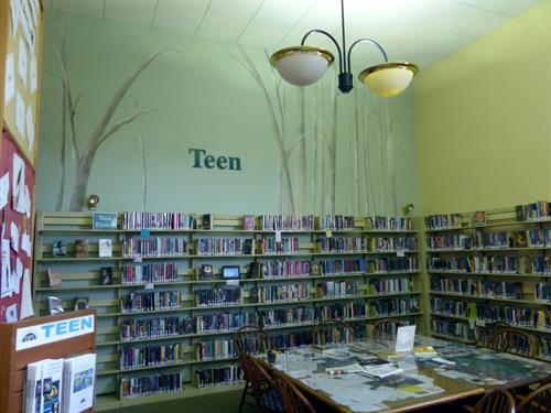 Teen area