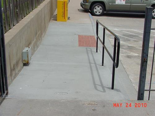 ADA Approved Ramps