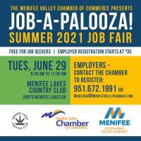 Job-a-Palooza Job Fair
