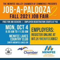 Job-a-Palooza 2 Fall Job Fair