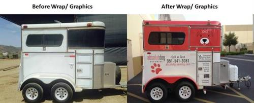 Trailer Graphics and Wraps
