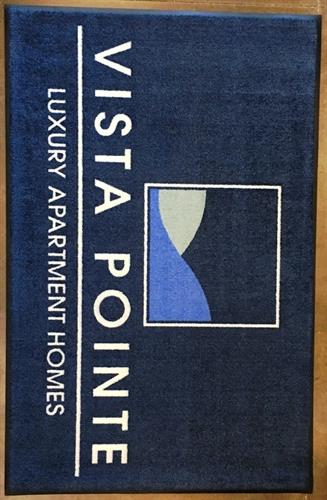 Custom Print Entrance Rugs