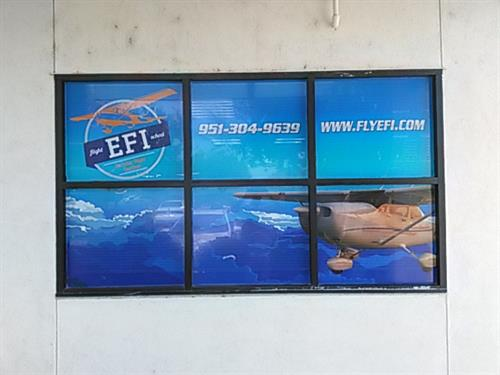 Storefront Window Graphics and Wraps