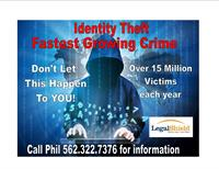 Are Identity Thieves Targeting You?  Check out item 3.
