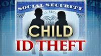 Protecting children from identity theft