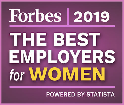 Best employers for women
